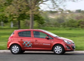 Opel Corsa 1.2 LPG με υγραέριο/βενζίνη