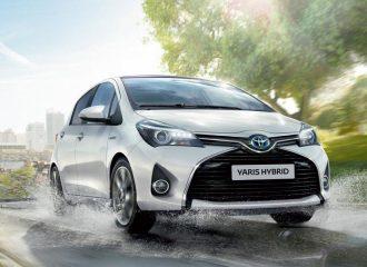 Toyota Auris HSD (υβριδικό)