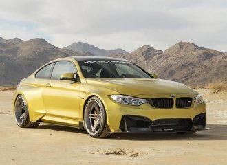 «Κτηνώδης» BMW M4 GTRS4 με body kit από ανθρακόνημα