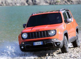 Jeep Renegade ντίζελ 1.6 MultiJet 120 hp