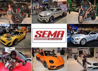 H aftermarket έκθεση SEMA Show 2014 μέσα από φωτογραφίες