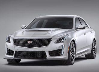 Νέα Cadillac CTS-V 649 PS «διαλύει» το γερμανικό ανταγωνισμό!