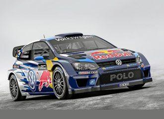 Αποκαλυπτήρια του νέου Polo R WRC με νέα «πολεμική» στολή
