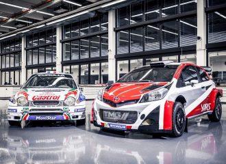 Η Toyota Motorsport αποκαλύπτει το νέο Yaris WRC (+video)