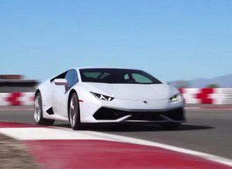 Απολαυστικός ήχος από Lamborghini Huracan σε πίστα (video)
