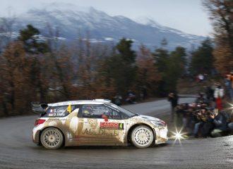 Μπροστά ο Loeb στο Μόντε Κάρλο με το καληνύχτα σας! (+video)