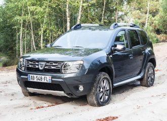 Κόστος και διαστήματα σέρβις στο ντίζελ Dacia Duster 1.5 dCi 110 hp