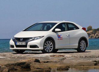 Κόστος και διαστήματα σέρβις στα ντίζελ Honda Civic και CR-V 1.6 i-DTEC