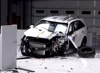 Το νέο Kia Sorento πέρασε με επιτυχία crash tests (+video)