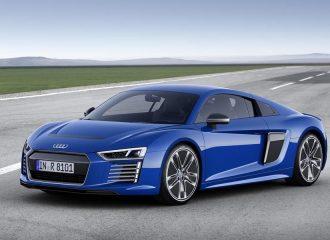 Νέο πανίσχυρο Audi R8 e-tron και στα σκαριά ηλεκτρικό σεντάν!