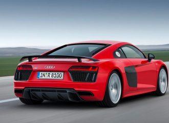 Οι 610 ίπποι του νέου Audi R8 καλπάζουν στην πίστα! (video)