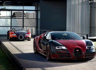 Η τελευταία Bugatti Veyron Grand Sport Vitesse La Finale