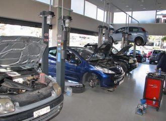 Προσφορές σε service και ανταλλακτικά αυτοκινήτου