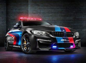 BMW M4 με σύστημα ψεκασμού νερού στον κινητήρα! (video)