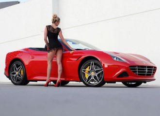 Ferrari California T με 1.200 ευρώ τη μέρα προς ενοικίαση…