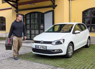 Νέο VW Polo Van με ντίζελ 1.4 λτ. και τιμή από 14.680 ευρώ