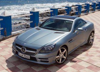 Mercedes SLK με αλλαγές σε κινητήρες, κιβώτια και εκδόσεις