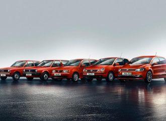 Επέτειος 40 χρόνων για το Volkswagen Polo στην Techno Classica