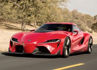 Το μελλοντικό Toyota Supra θα είναι περισσότερο BMW!