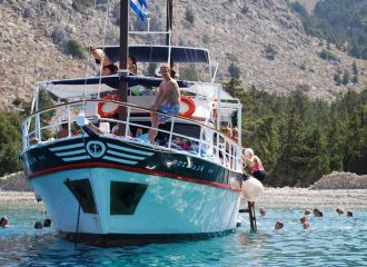 Boat excursion to Symi and daily cruises - Poseidon Excursion