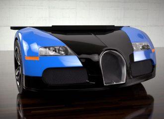Τώρα η Bugatti Veyron και σε μοναδική έκδοση… γραφείου!