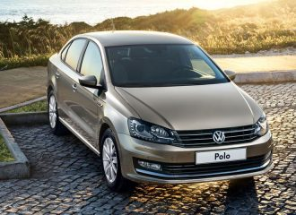 Ανανεωμένο Volkswagen Polo sedan με κινητήρες 1.6 λίτρων