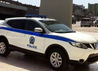 Το πρώτο Nissan Qashqai για την Ελληνική Αστυνομία
