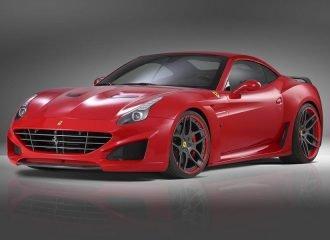 Ferrari California T 668 ίππων από τη Novitec Rosso