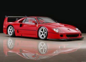 Πωλείται πολύ σπάνια Ferrari F40 LM του 1994 με 3.000 χλμ.
