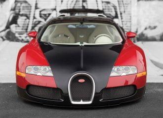 Πωλείται η πρώτη Bugatti Veyron του 2006 με μόλις 1.230 χλμ.!