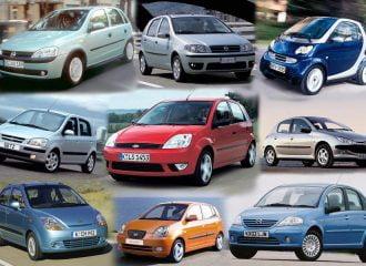 Οικονομικά μικρά μεταχειρισμένα αυτοκίνητα