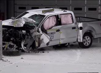 Πόσο ασφαλές είναι το νέο Ford F-150 στα crash tests; (+video)