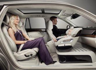 Πως σχεδιάζει η Volvo τις μετακινήσεις των μωρών (+video)