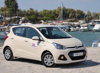 Δοκιμή Hyundai i10 1.0 ECO BlueDrive