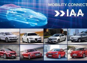 Τα 80 νέα μοντέλα της Έκθεσης Αυτοκινήτου Φρανκφούρτης