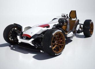 Honda Project 2&4 με V4 κινητήρα 999 κ.εκ. ισχύος 215 ίππων