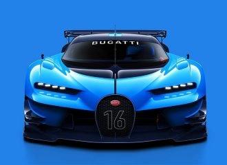 Νέα Bugatti Vision Gran Turismo στην έκθεση της Φρανκφούρτης