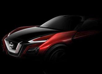 Νέο μυστηριώδες Nissan Crossover Concept στη Φρανκφούρτη