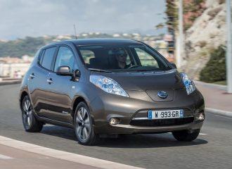 Αναβαθμισμένο Nissan Leaf με αυτονομία 250 χιλιομέτρων