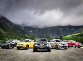 Τι κοινό έχουν η Mariah Carey και μια αρκούδα με τα SUV Nissan;