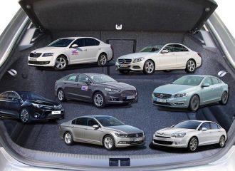 Μεσαία αυτοκίνητα ντίζελ έως 1.600 κ.εκ.