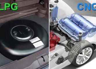 Υγραέριο κίνησης LPG ή φυσικό αέριο CNG; Τι είναι και που διαφέρουν