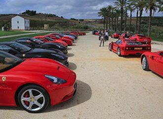 Παρέλαση με πάνω από 50 Ferrari στο Targa Florio (+video)