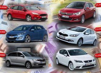 Τα φθηνότερα μικρομεσαία 5θυρα αυτοκίνητα της αγοράς