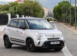 Δοκιμή Fiat 500L ντίζελ 1.6 MTJ 105hp By Beats