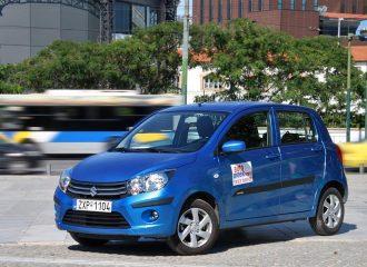 Δοκιμή Suzuki Celerio 1.0 68 hp