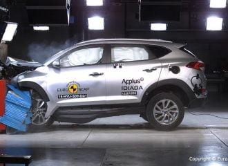 5 αστέρια το νέο Hyundai Tucson στο Euro NCAP (+video)