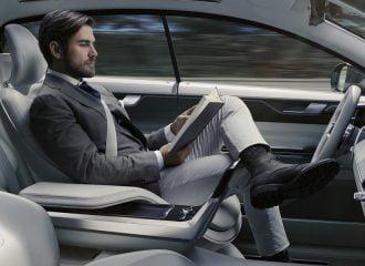 Volvo Concept 26 με «αυτόματο πιλότο» (+video)