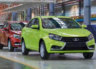 Τα νέα Lada XRAY και Vesta με Euro 6 κινητήρες για την Ευρώπη