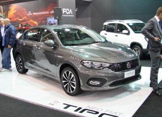 Fiat: Νέο Fiat Tipo για πρώτη φορά στην Ελλάδα
